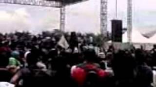 konser dbagindaz di tegal lega - Bandung