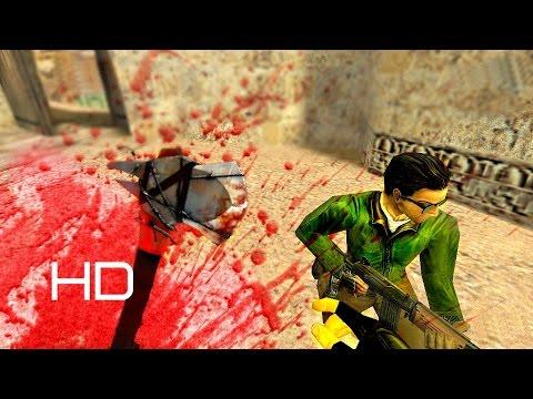 ТРУ МЯСНИК В CS 1.6  ★ Лучшие моменты - приколы и юмор в Counter Strike 1.6