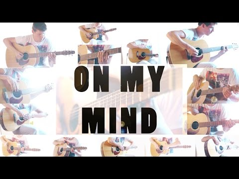 Acoustic Guitar Cover  - Ellie Goulding - On my mind