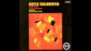 Stan Getz Ft João Gilberto Ft Astrud Gilberto The Girl From Ipanema Verve Records 1963