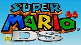 Super Mario 64 DS - Full Game (100% Complete)