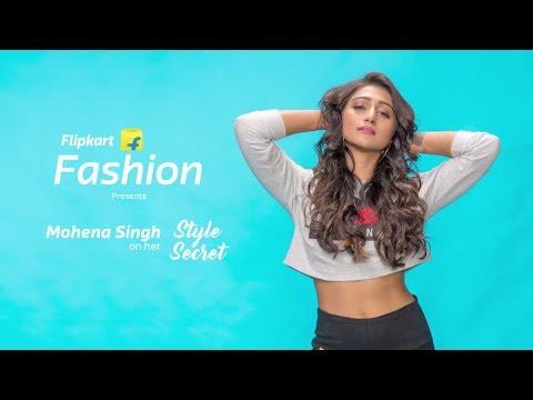 Flipkart Fashion Stories - Mohena 's College looks