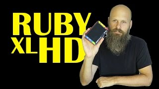 Ruby XL HD - Handheld Digital Magnifier Review - Portable CCTV