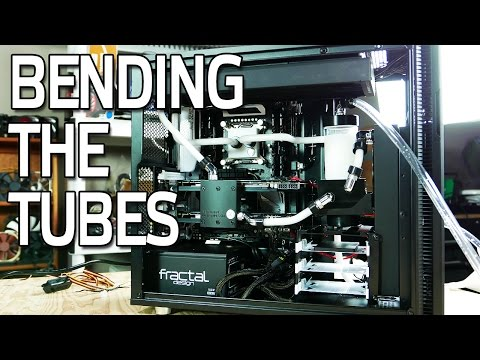 Tube Bending: Arctic Panther Build Part 2