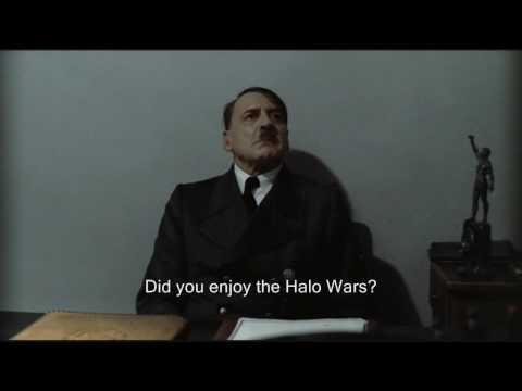 Hitler Game Reviews: Halo Wars