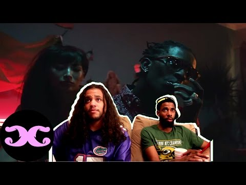 Young Thug & Travis Scott - Pick Up The Phone [Reaction]