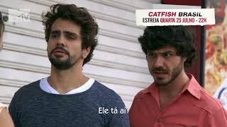Catfish Brasil - Tцёo real que parece fake