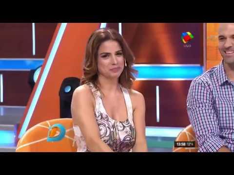 Marina Calabró prometió hacer Intrusos en bikini si...