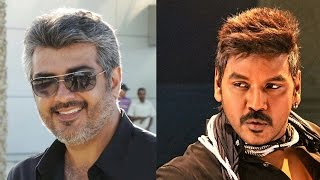 Raghava Lawrence will act in Ajith's script