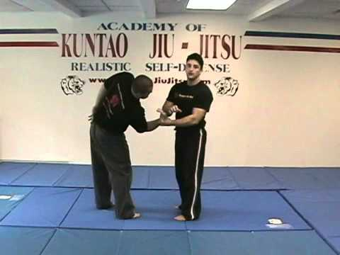 Kuntao Jiu-Jitsu Instructional Training Videos: Kote-Gaeshi Wrist Lock Image 1