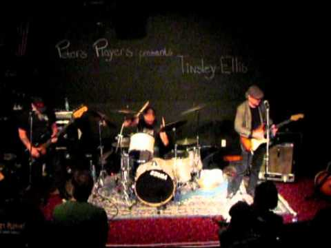 Tinsley Ellis Live from Peter's Players - Mercy, Mercy, Mercy