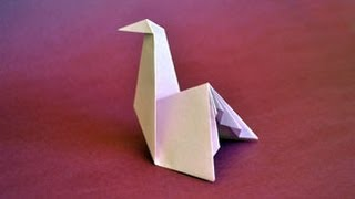 Origami Swan Instructions: Www.origami-fun.com