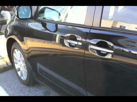 Toyota Sienna 2011 REVIEW door jamming