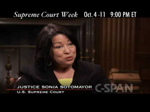 Justice Sotomayor Interview - The Call from the President