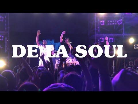 DE LA SOUL LIVE @ SUMMER SONIC 2014 TOKYO