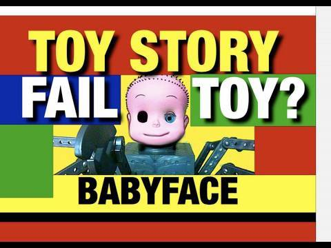 Toy Story 3 . BabyFace Funny Video RC from Toy Story Fail Toy Review Video by Mike Mozart