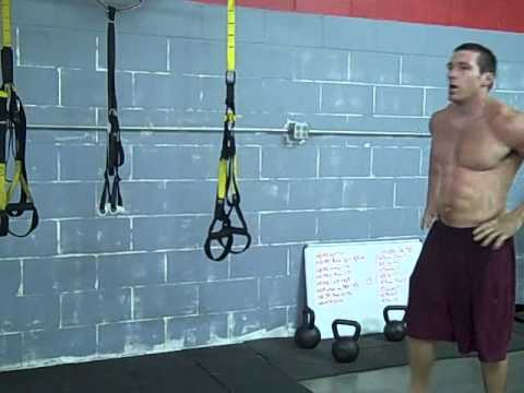 TRX Training Circuit For STRENGTH and MUSCLE