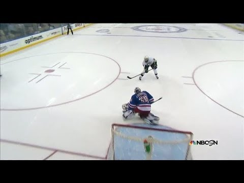 Shootout: Penguins vs Rangers