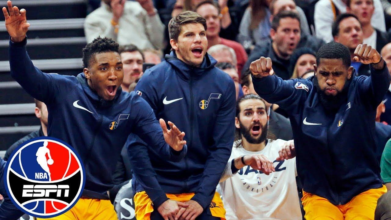 Jazz dominate Spurs in Kyle Korver's return to Utah   NBA Highlights