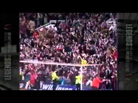 Legends of the Barclays Premier League - Dennis Bergkamp part 1