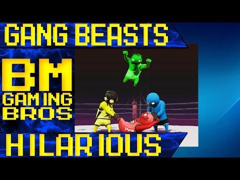 Hilarious, Fun, Epic Game Gang Beasts