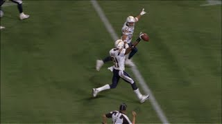 NFL Field Goals Returned for Touchdowns (blocked/missed)