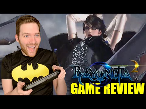 Bayonetta 2 - Game Review