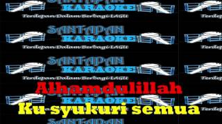 Lagu Karaoke Full Lirik Tanpa Vokal Ungu Syukur Alhamdulilah