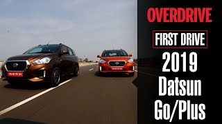 2019 Datsun Go & Go+ | First Drive Review | OVERDRIVE