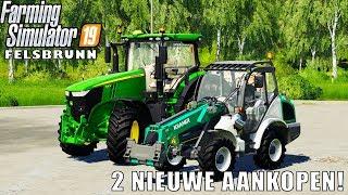 '2 NIEUWE AANKOPEN!' Farming Simulator 19 Felsbrunn