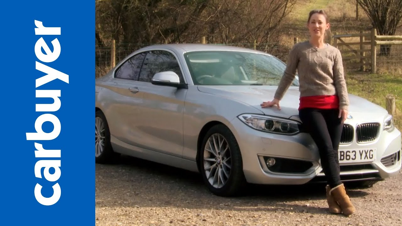 bmw 2 series coupe 2014 review carbuyer youtube. Black Bedroom Furniture Sets. Home Design Ideas