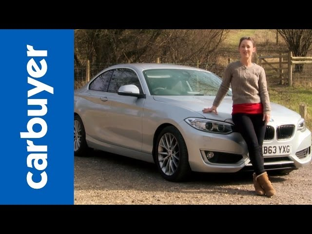 BMW 2 Series coupe 2014 review - Carbuyer - YouTube