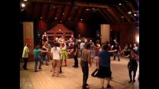 """""""Uptown/Downtown"""" Square Dance at John C. Campbell Folk School"""
