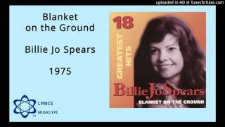 Watch Billie Jo Spears Blanket On The Ground video