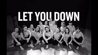 Download Lagu NF - Let you Down(Choreography by Sonia Navarro) Gratis STAFABAND