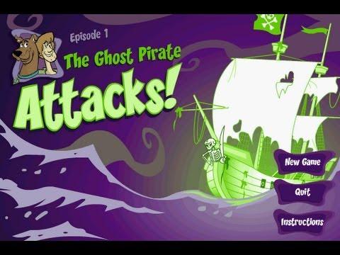 Game ScoobyDoo ตอน1 - ตอนเรือผีสิง