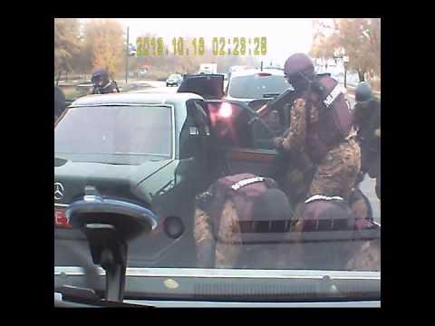 Задержание банды похитителей в Запорожье