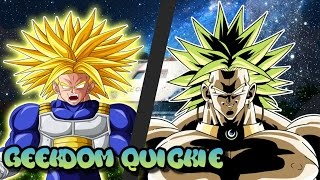 Dragon Ball Super - The Trunks and Broly Connection