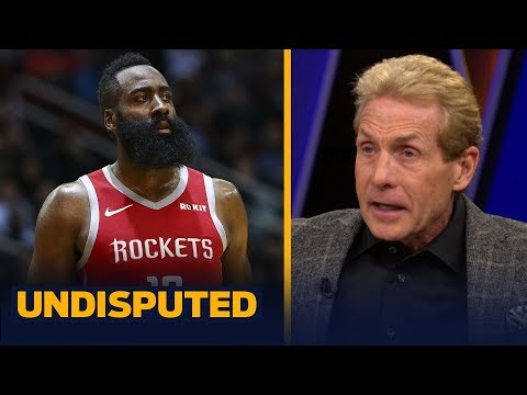 Skip Bayless says James Harden's 57-point game was his 'most amazing performance' | NBA | UNDISPUTED