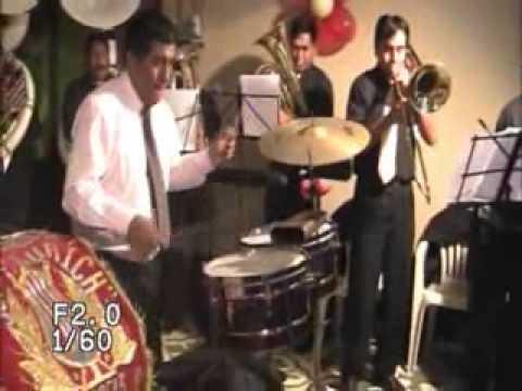 Banda Orq Juan Aurich El Pescadito - Anaconda