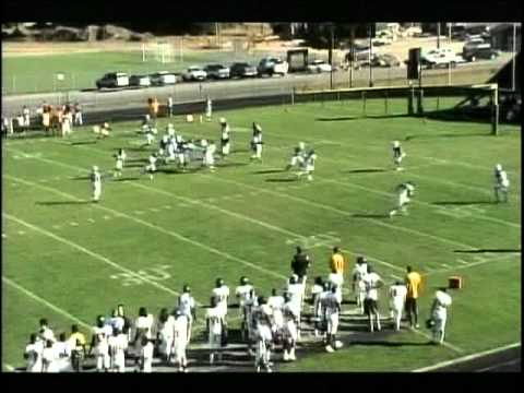 Chris Meyer #43 Solano Community College Highlight Video 2010