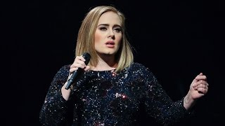 Adele To Perform At 2017 Grammy Awards After Last Year