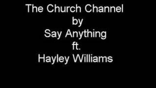 Say Anything - The Church Channel