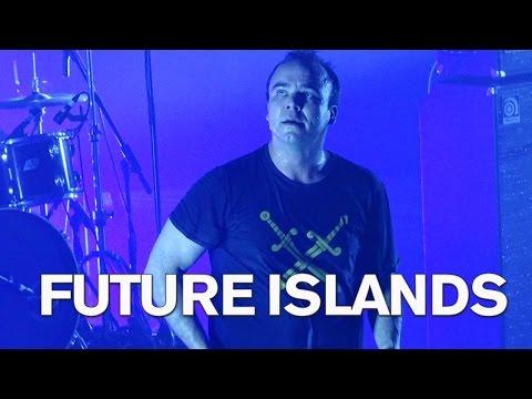 FUTURE ISLANDS @ BARCELONA 2017