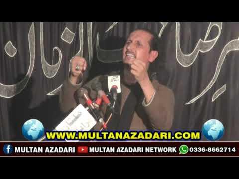 Zakir Naheed Abbas Jag I Majlis 14 Shawal 2019 I Qasiday And Masiab