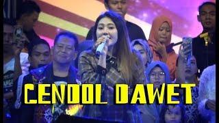 """Via Vallen - Pamer Bojo """"CENDOL DAWET"""" LIVE Balai Kota Tegal 30 April 2019"""