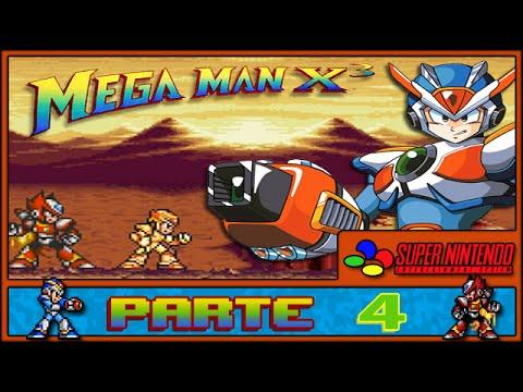 SNES l Megaman X3 l # 4 l  ¡ EL CABALLITO JASESINO  !
