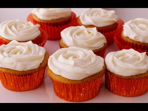 How to Make Cream Cheese Frosting Recipe-for Cupcakes. Cakes. Desserts ...