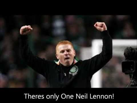 The Neil Lennon Song - The Celtic Way
