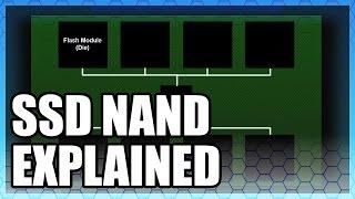 What is NAND Flash? MLC vs. TLC, 3D NAND, & More